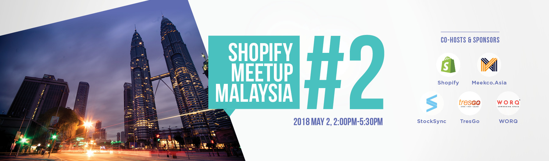 Shopify Meetup Malaysia | Prepare your online store for Raya Season