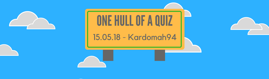 One Hull of a Quiz