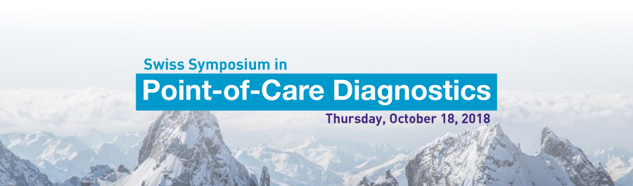 Swiss Symposium in Point-of-Care Diagnostics 2018 – POCdx 2018