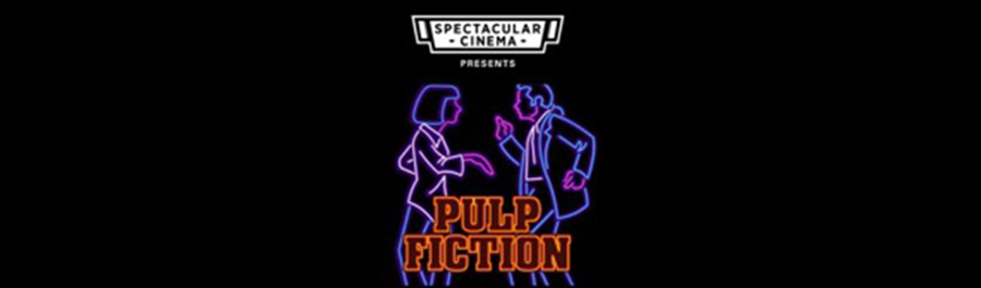 Spectacular Cinema Presents Pulp Fiction Southampton