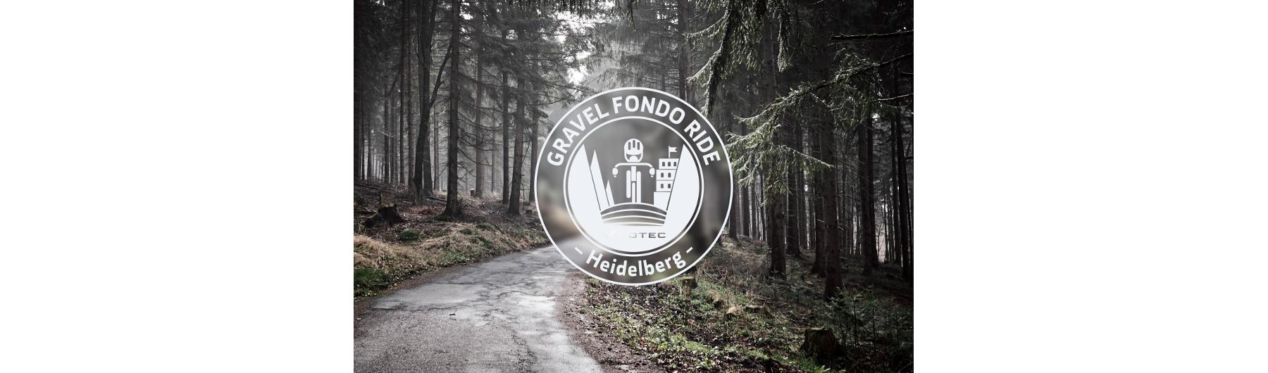Gravel Fondo 2018 *Spring Edition* Heidelberg