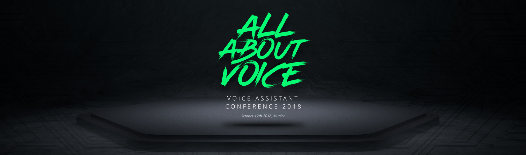 All About Voice Conference 2018