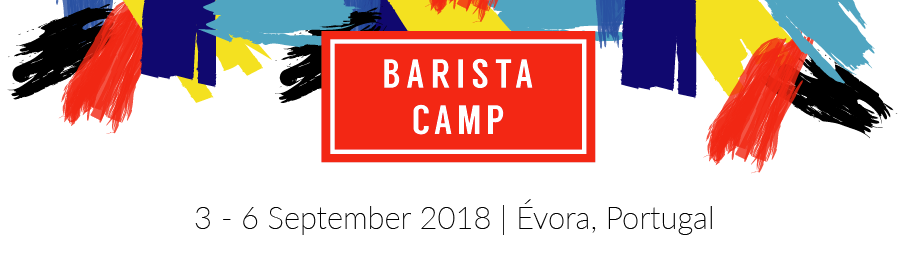 Barista Camp 2018