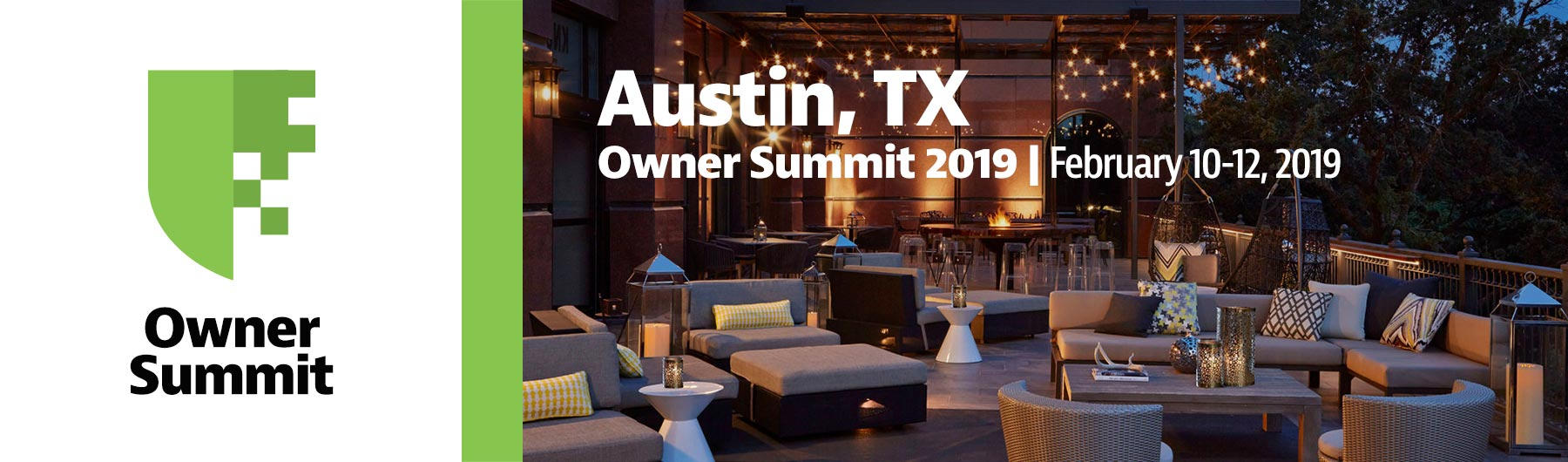 Owner Summit 2019 | Austin