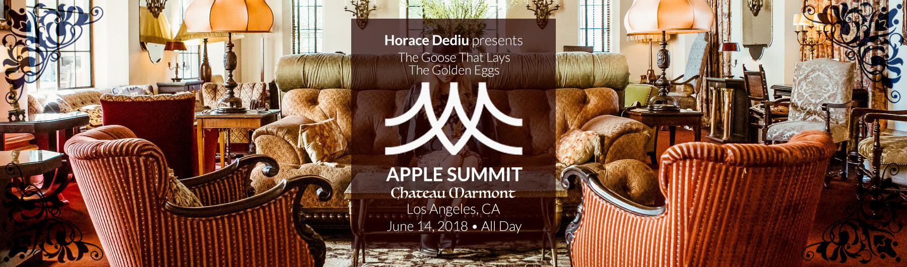  Apple Summit LA