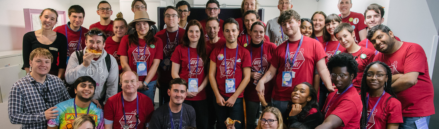 MozFest Volunteer Program 2018