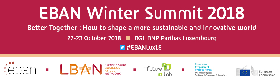 EBAN Luxembourg Winter Summit 2018