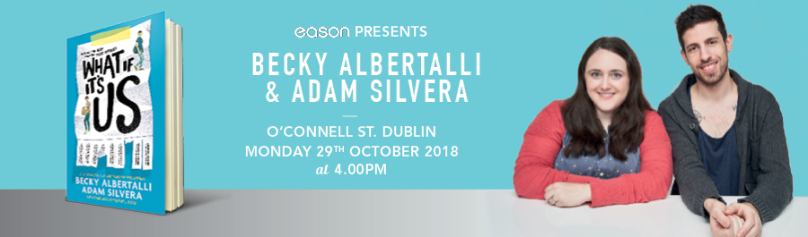 Eason O'Connell St. Presents: Becky Albertalli & Adam Silvera