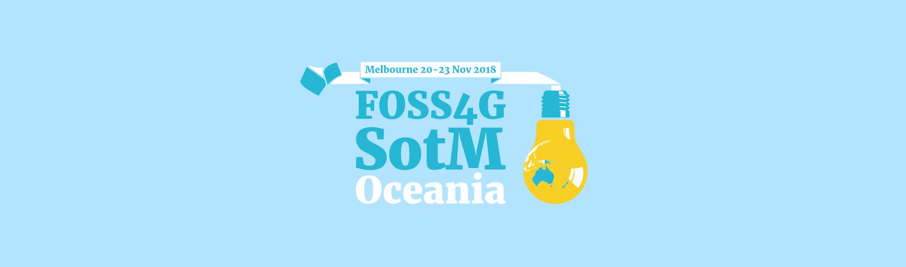 FOSS4G SotM Oceania 2018 - Workshops