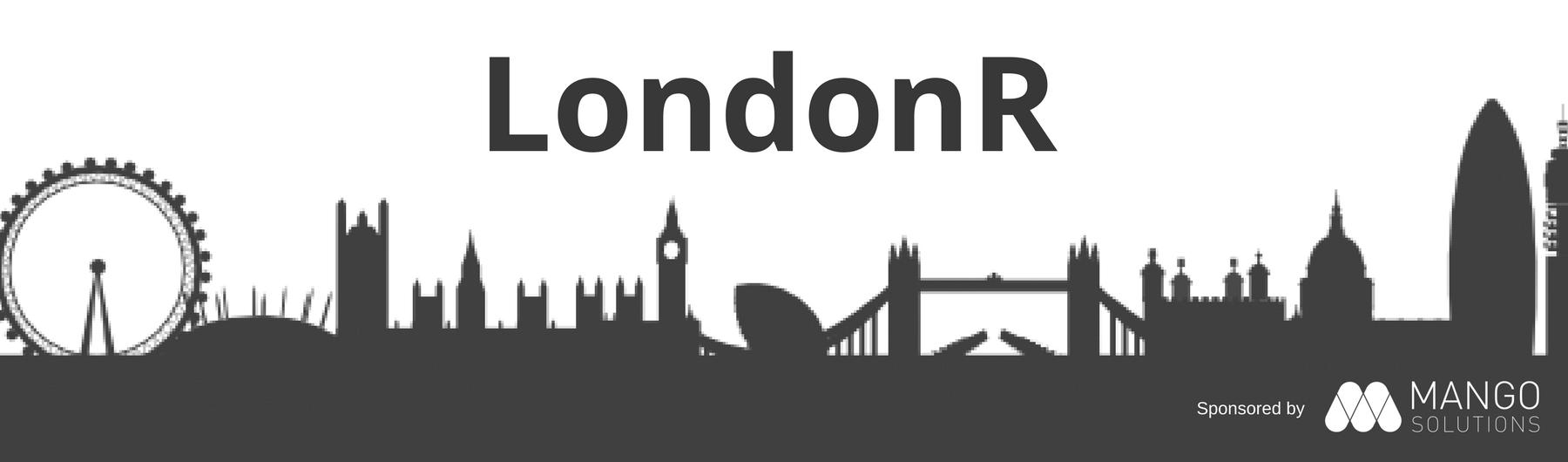 LondonR 25 September 2018