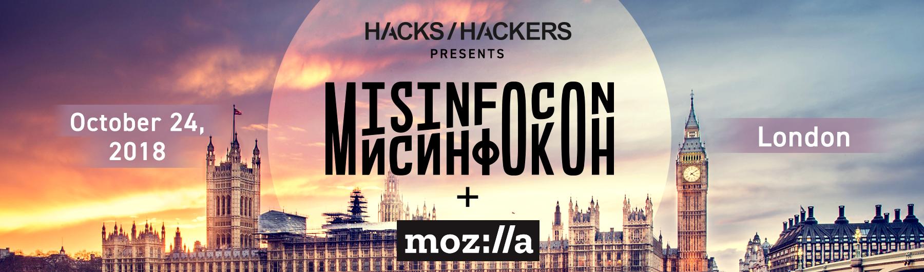 Misinfocon @ MozFest House