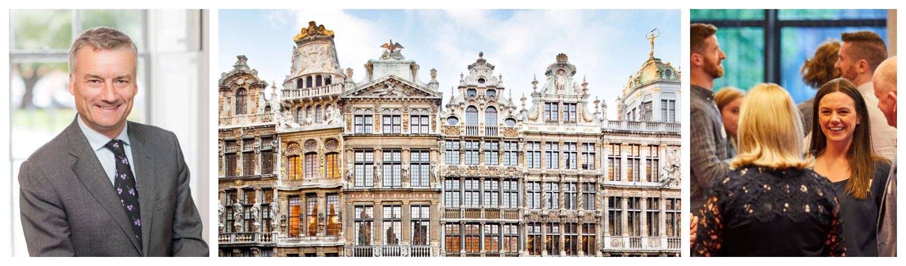 Trinity Alumni Reception in Brussels