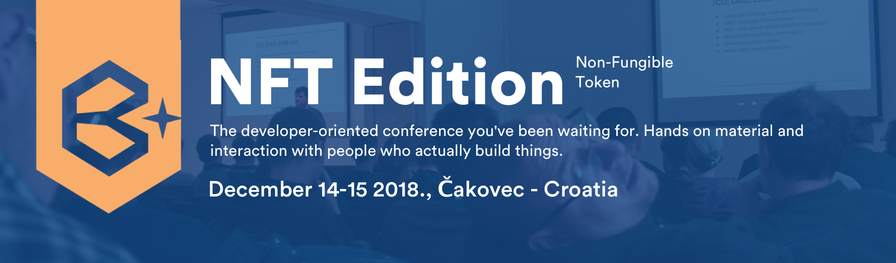 Bločk Blockchain Developer Conference