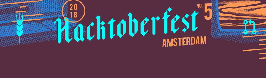 Hacktoberfest 2018 — Amsterdam