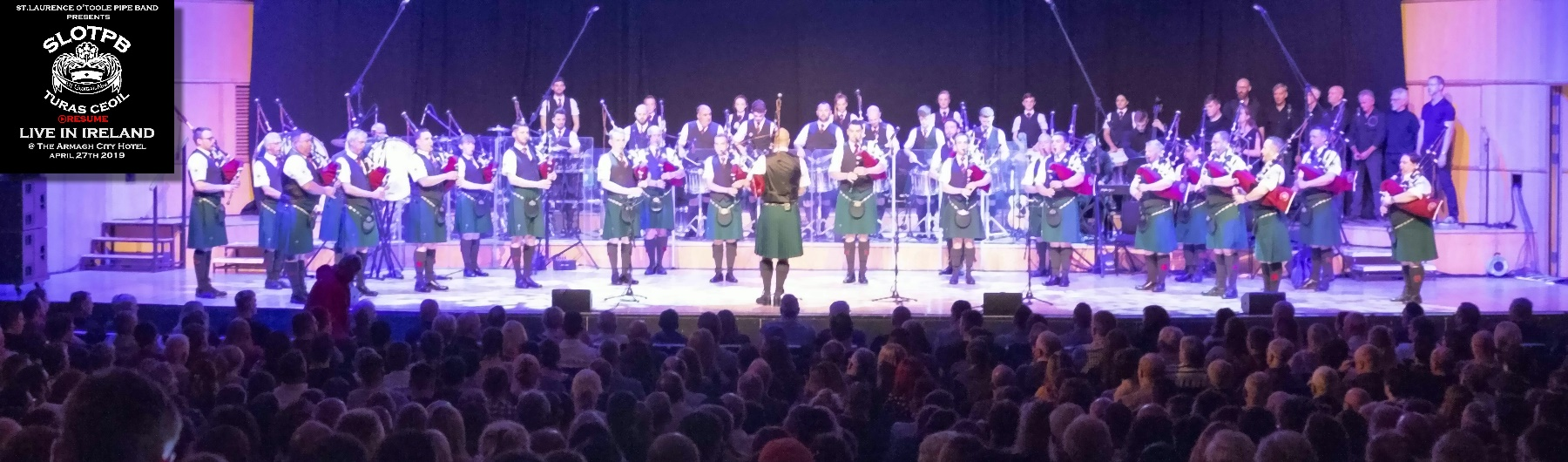 Turas Ceoil : Resume - Live in Ireland