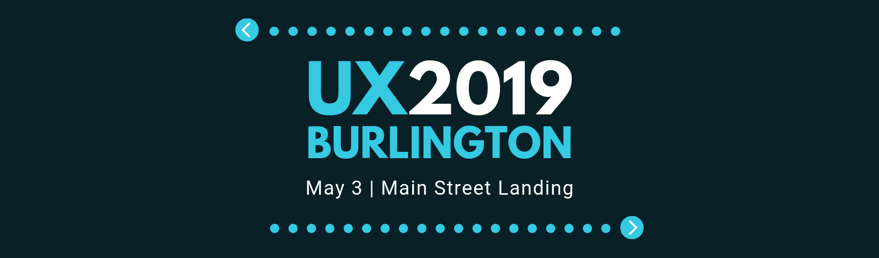 UX Burlington 2019