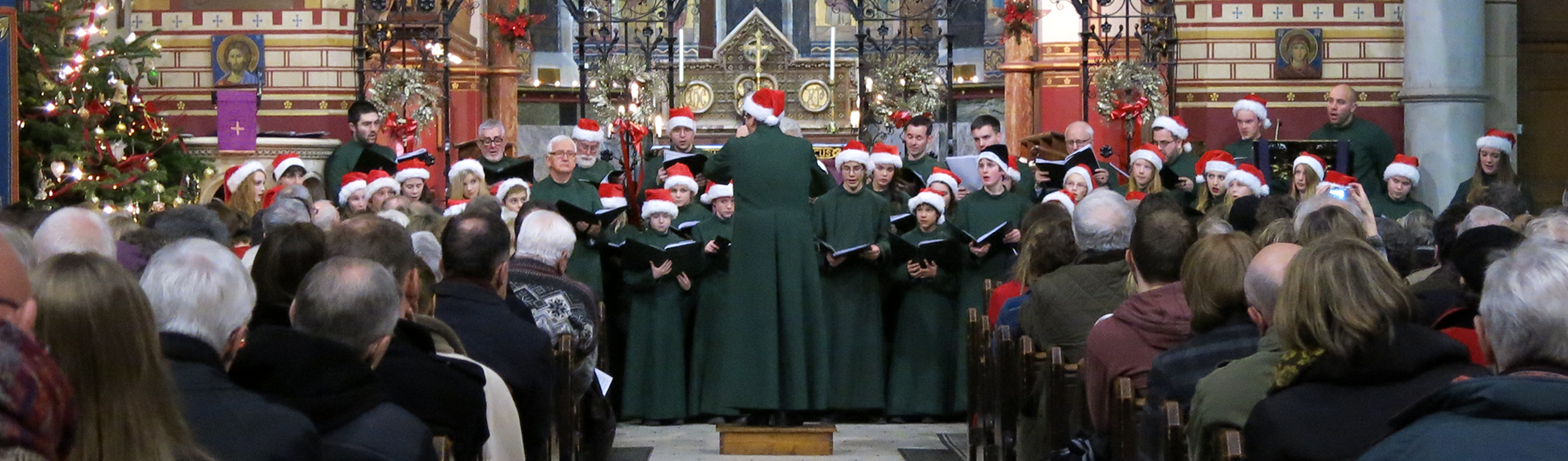 Carols and Festive Readings (16 December)