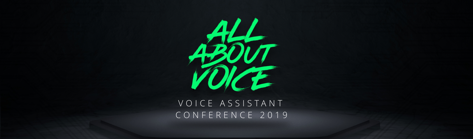 All About Voice Conference 2019