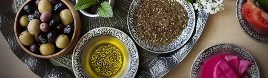 Curso solidario de cocina palestina