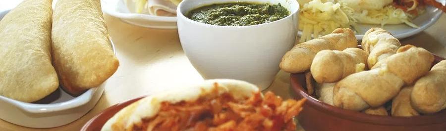 Curso de cocina venezolana