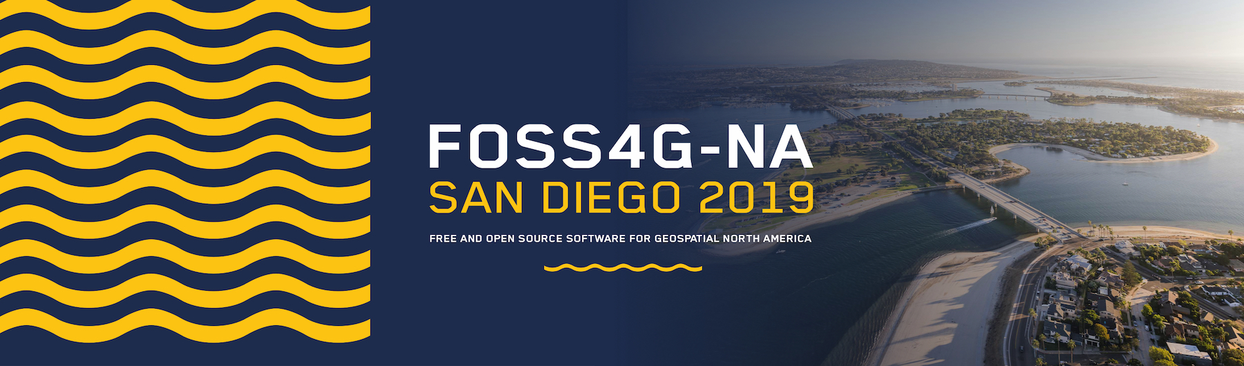 FOSS4G-NA 2019 San Diego
