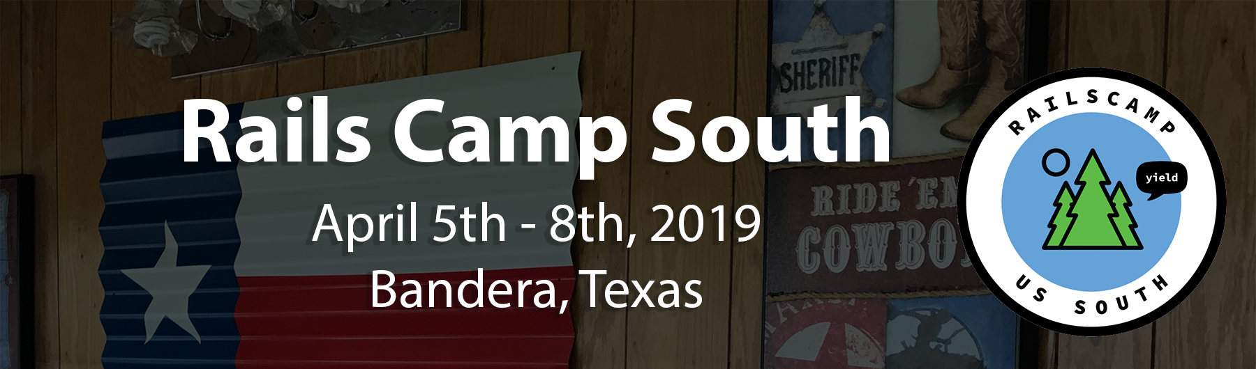 Rails Camp South 2019