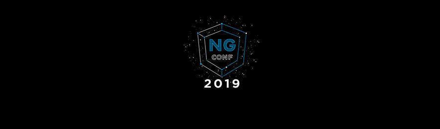 ng-conf May 1 - 3, 2019