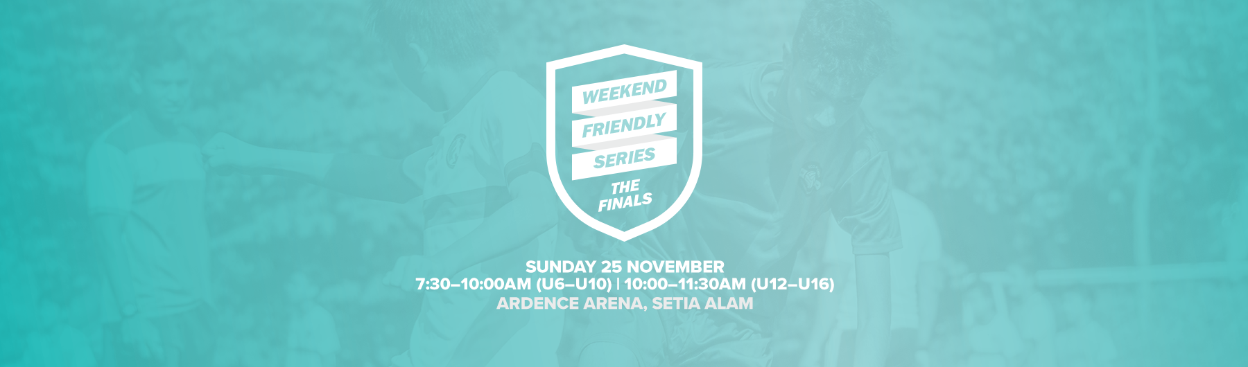 Weekend Friendly Series Finals | Ardence Arena