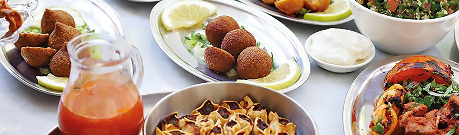 Clase solidaria de cocina armenia / Armenian Cooking Class 🇦🇲