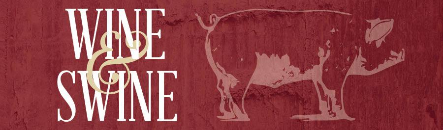 8th Annual Wine & Swine at Bacchus