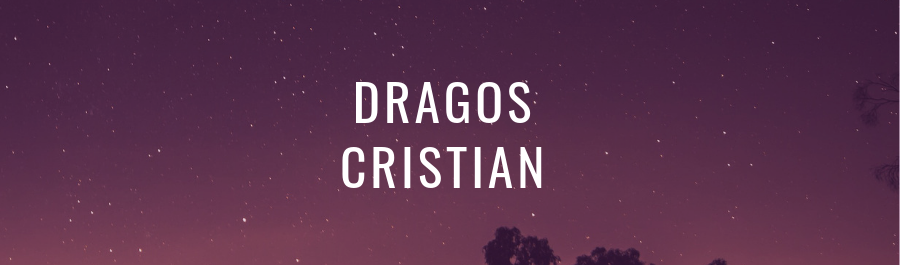 Live English Standup - Dragos Cristian - Hungry Hungry Dragon - Sofia