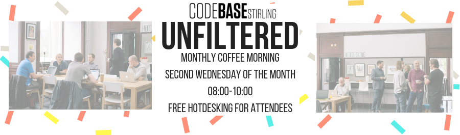 Unfiltered: CodeBase Coffee Morning [February]