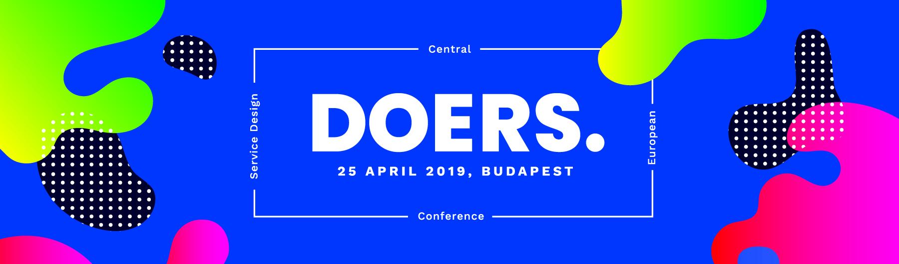 DOERS 2019 - Central European Service Design Conference