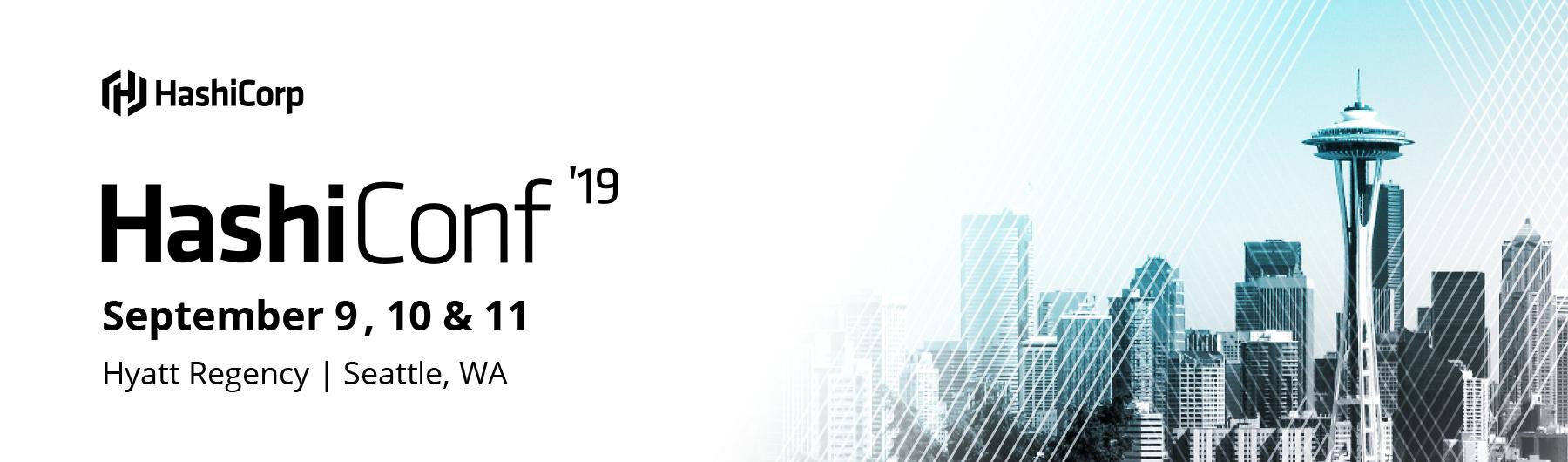 HashiConf 2019