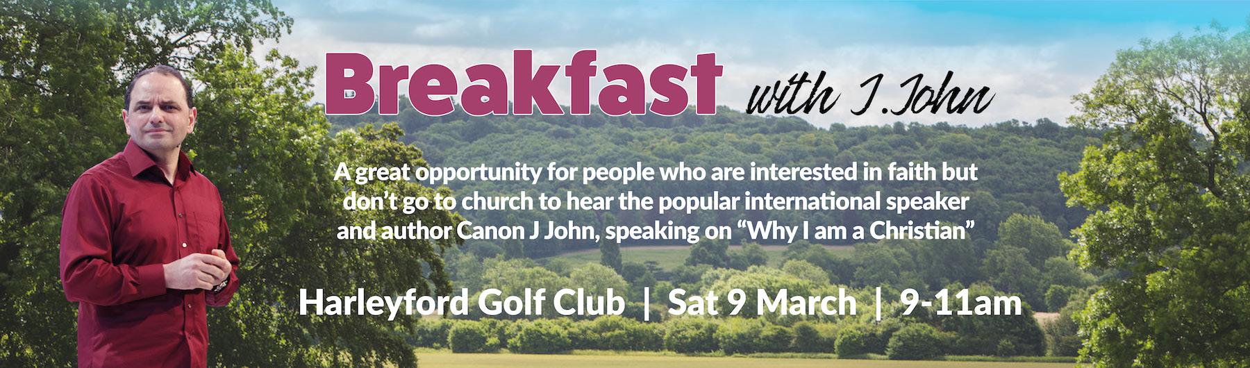 J John Breakfast 2019