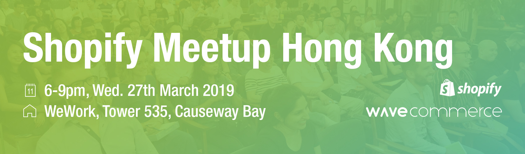 Shopify Meetup Hong Kong Spring 2019