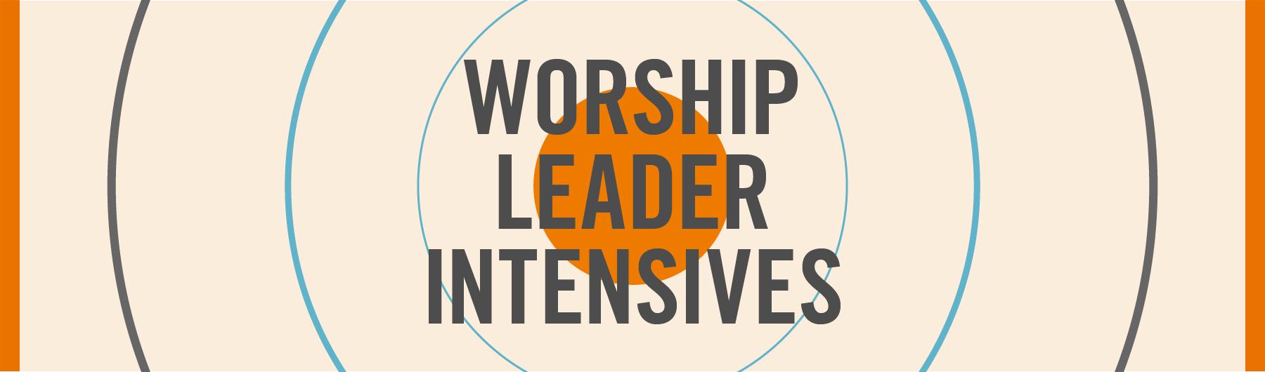 Worship Leader Intensive     Aberdeen   Scotland