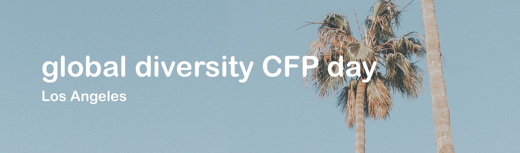 GDCFP Los Angeles 2019