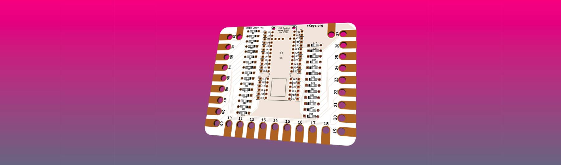 Midi Any Controller Workshop