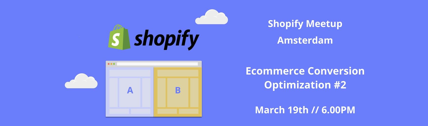 Shopify Meetup Amsterdam