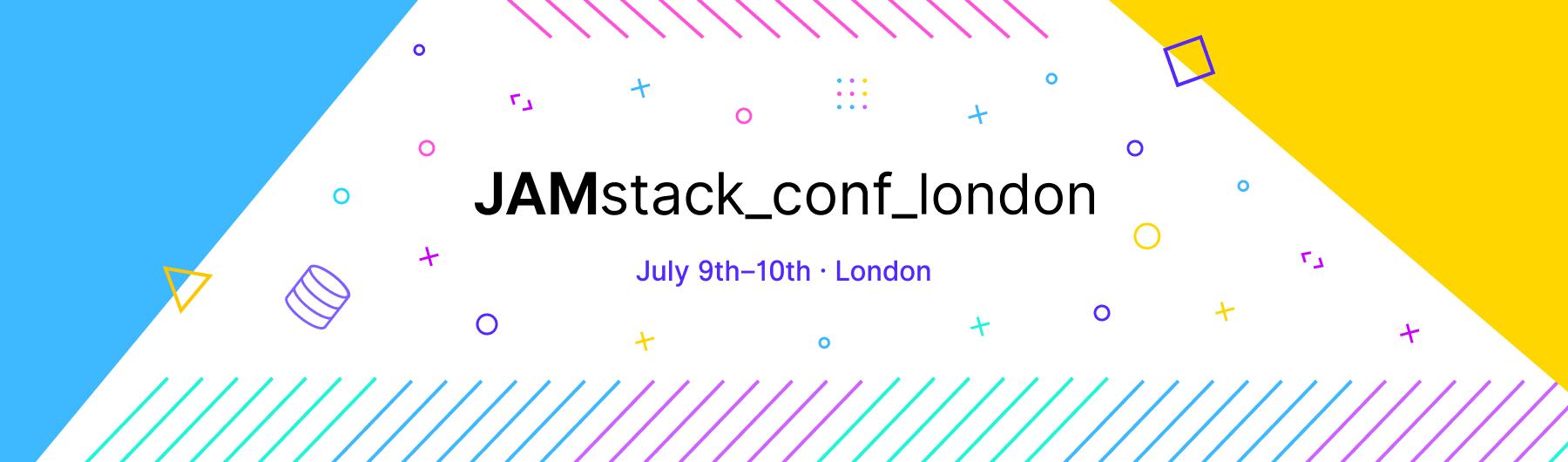 JAMstack_conf_london 2019