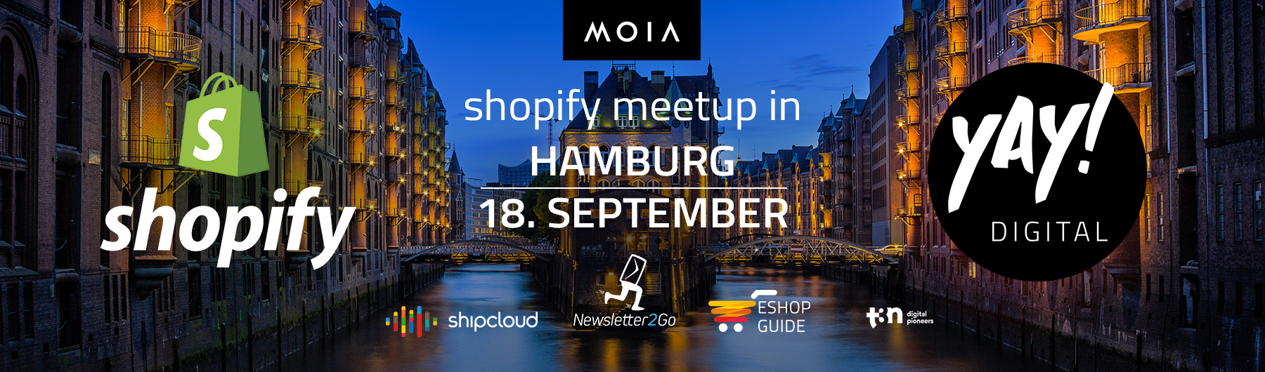 Shopify Meetup Hamburg