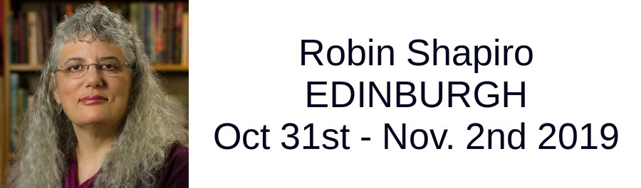 Robin Shapiro - Edinburgh - 2019