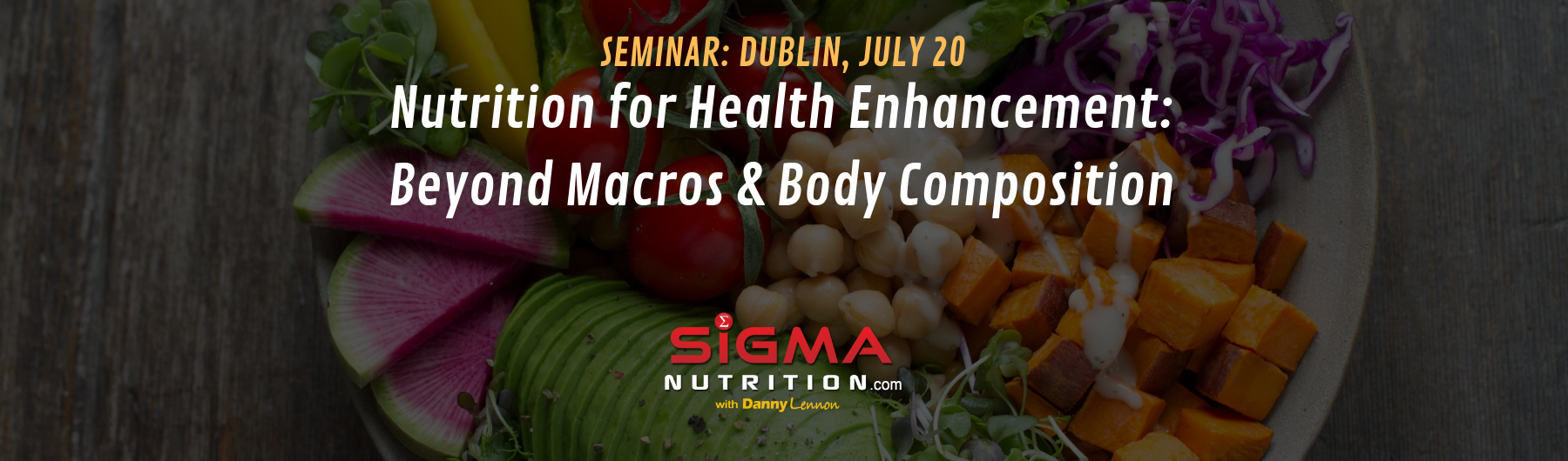 Nutrition for Health Enhancement: Beyond Macros & Body Composition