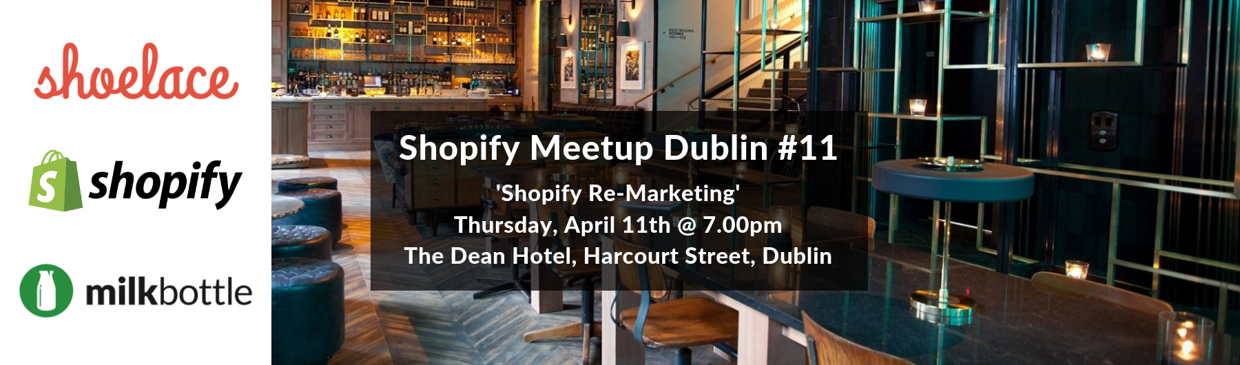 Shopify Meetup Dublin #11