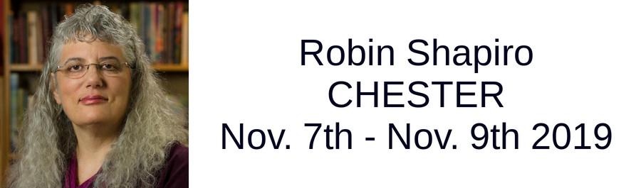 Robin Shapiro - Chester - 2019