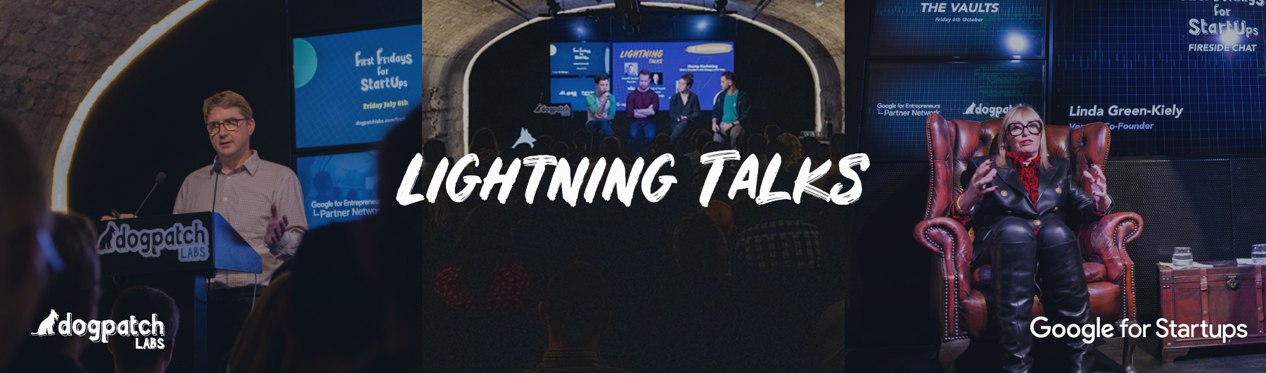 Lightning Talks: Data-Driven Decisions