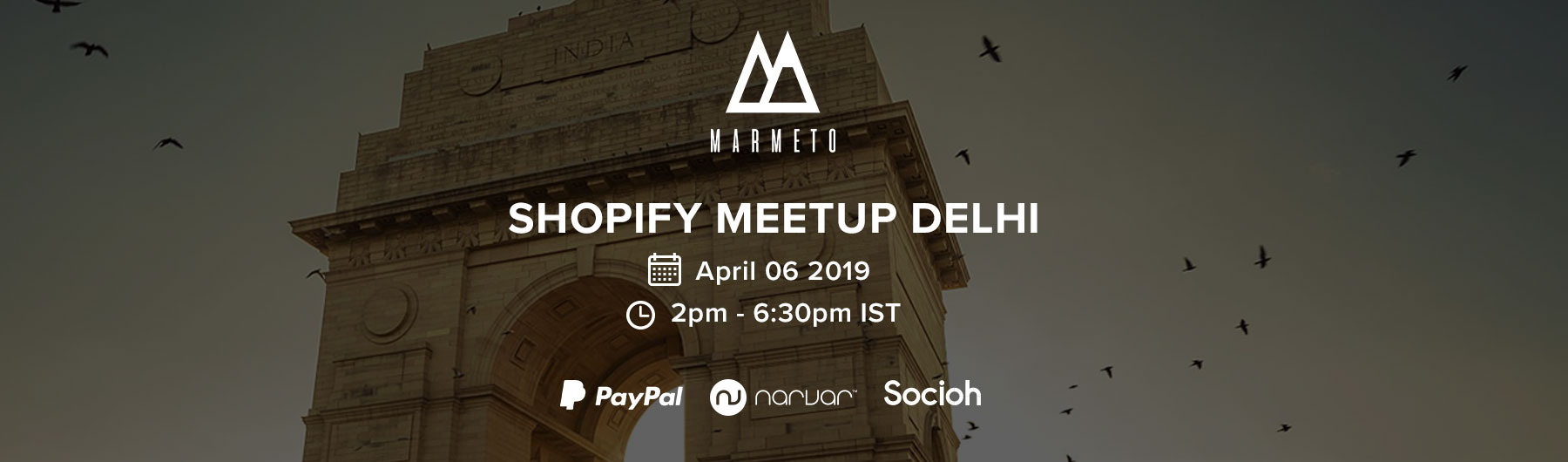 Shopify Meetup New Delhi