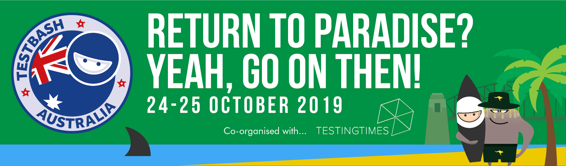TestBash Australia 2019