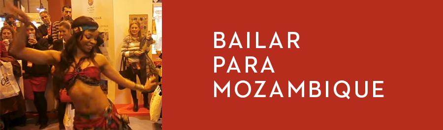 ¡Bailar para Mozambique! Masterclass solidaria